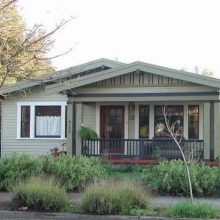 416 Lincoln St. 1923 Bungalow
