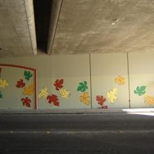 Joint St. Rose/West End/Art Start project - Sept 2011