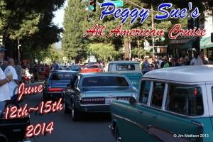 Peggy Sue Cruise