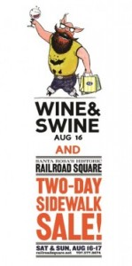Wine & Swine Event