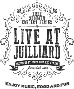 Live at Julliard Logo