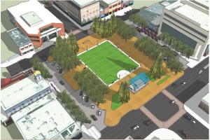 Courthouse Square Design Image