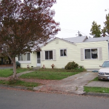 301 Lincoln Street. Built in 1948.