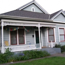 "730 Morgan Street. Built between: 1904-1908.Style: Queen Anne. Historic name: ""John Schroder House""."