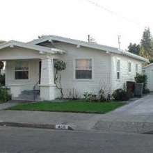 406 Lincoln St.. 1923 Bungalow