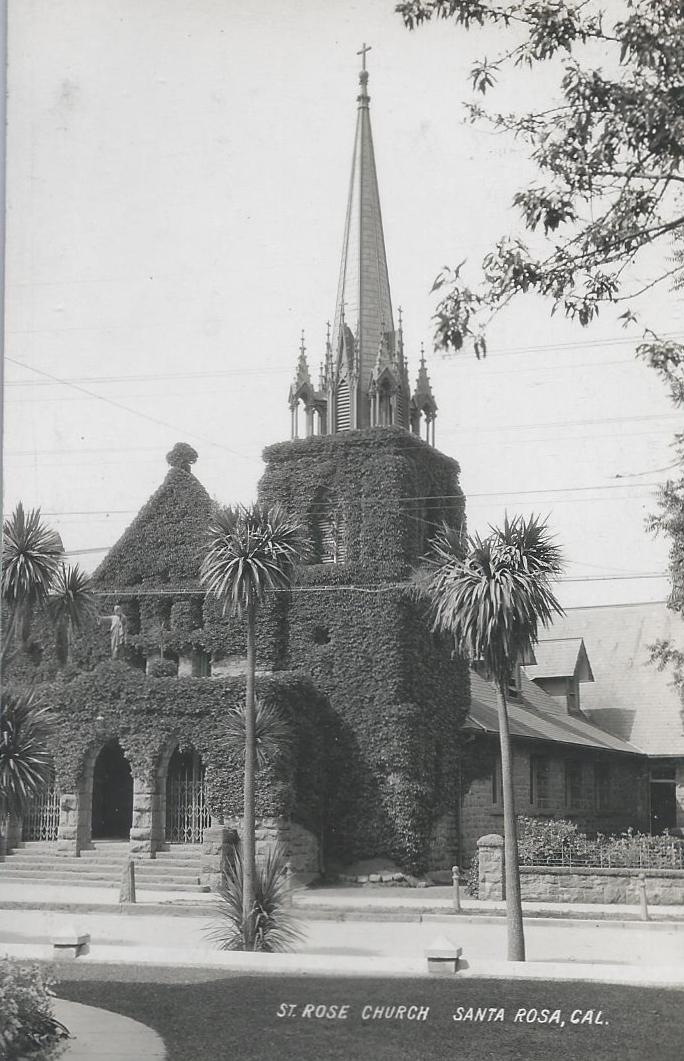 St. Rose Church on B Street