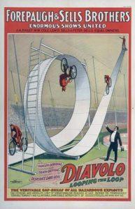 Dare Devil Diavolo poster