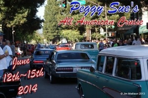 Peggy Sue Cruise