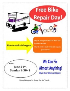 Free Bike Repair Day