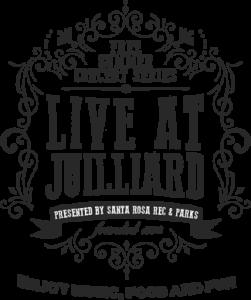 Live at Julliard Logo