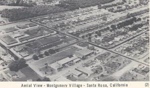 Aerial View - Montgomery Village 1960s
