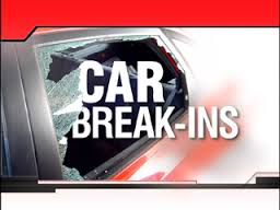 Auto Car Break in Crime