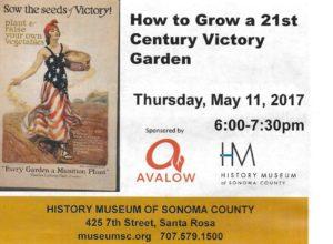 Victory Garden event