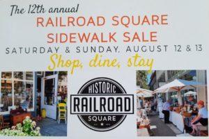 RRSQ Sidewalk Sale 2017