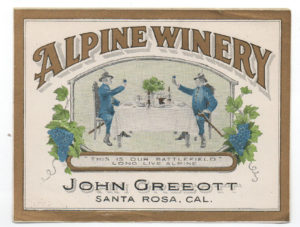Alpine Winery Label_Greeott